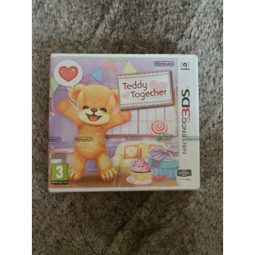 Teddy Together Nintendo 3ds/2ds