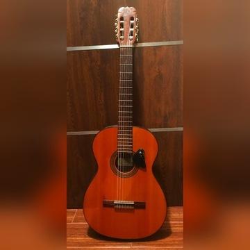 Gitara klasyczna Musima 4/4 od gitarzysty