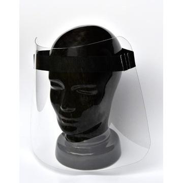 Maska przyłbica 15 sztuk
