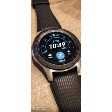 Smartwatch Samsung Silver 46mm l SM-R800
