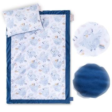 Kołderka i poduszka dla PRZEDSZKOLAKA - Outlet