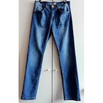 Spodnie jeansowe męskie Osika r. 33