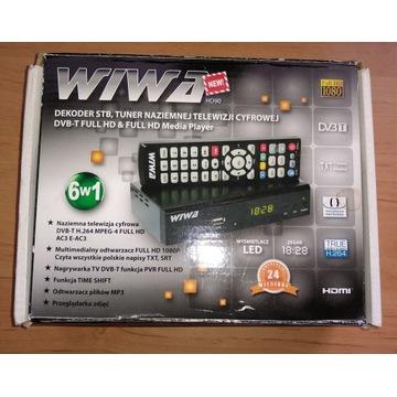 Wiwa HD90 Tuner cyfrowej telewizji naziemnej