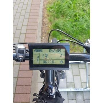 Rower elektryczny Rapid S2100 2000W