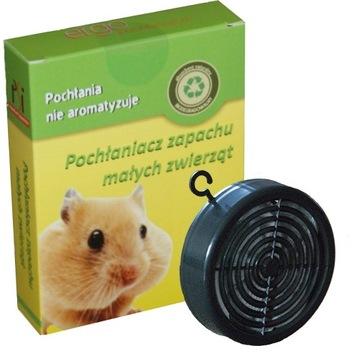 Pochłaniacz zapachu małych zwierząt