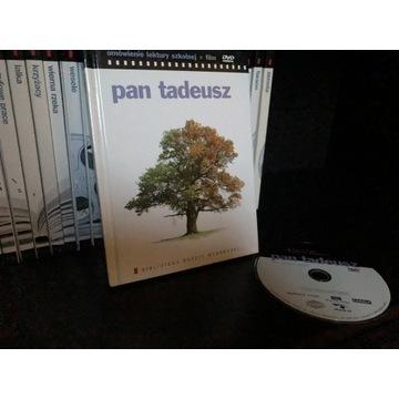 Lektury szkolne z DVD - Pan Tadeusz