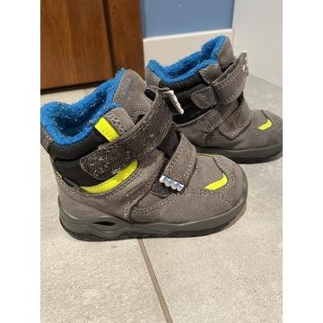 Buty dziecięce zimowe Primigi gore-tex r23