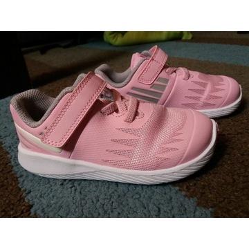 Buty sportowe Nike 25 różowe