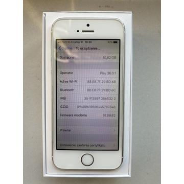 iPhone 5s 16 GB srebrny (ME433LP/A)