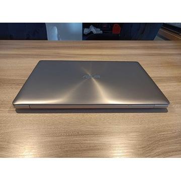 Ultrabook ASUS ZenBook UX501VW i7-6700HQ/16GB/256S