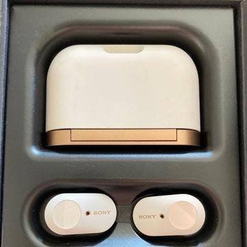 Słuchawki Sony WF-1000XM3 prawdziwie bezprzewodowe