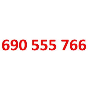 690 555 766 orange złoty numer + gratis