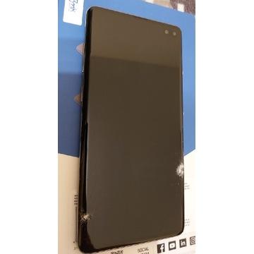 Samsung Galaxy S10+ USZKODZONY