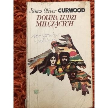 Dolina Ludzi Milczących James O. Curwood
