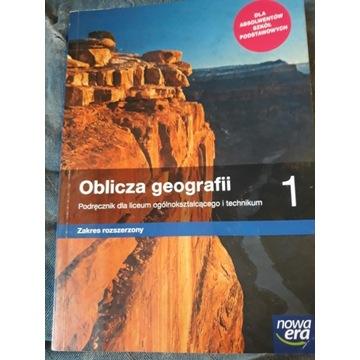 Oblicza geografii 1 podręcznik nowa era