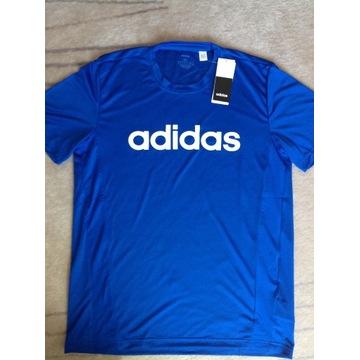 T-shirt koszulka sportowa Adidas r. M