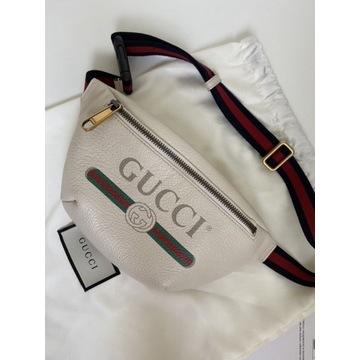 Gucci nerka 527792 0GCCT biała torebka Vitkac