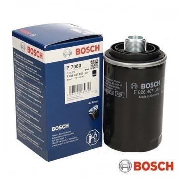 Nowy filtr oleju p 7080 Bosch