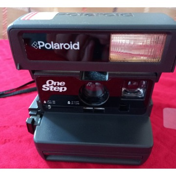Aparat fotograficzny polaroid