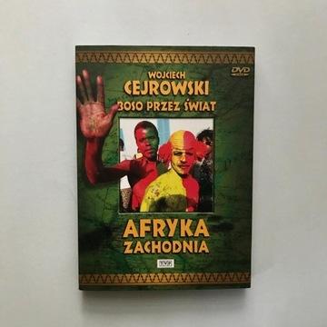 Wojciech Cejrowski- Afryka Zachodnia -DVD jak nowe