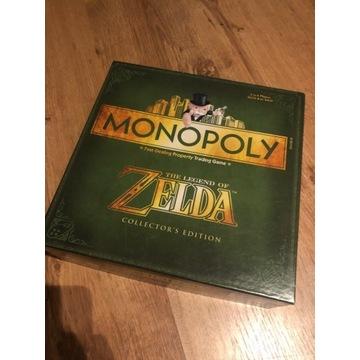 Monopoly Zelda Monopol! Unikat! Nówka! BCM!