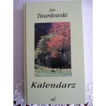 KALENDARZ JAN TWARDOWSKI - stan bdb