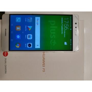 Huawei P9 biały - dobry stan