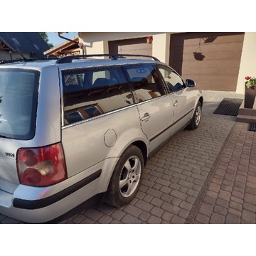 VW Passat B5 kombi 1.9 TDI