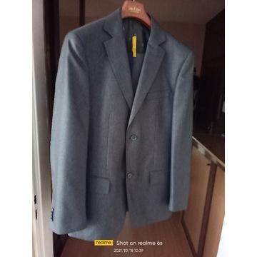 Sprzedam garnitur marki Maurice Olbert kolor szary