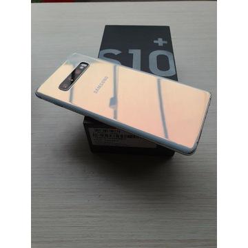 Jak nowy Samsung S10+ plus Gwarancja 12m+ Gratisy