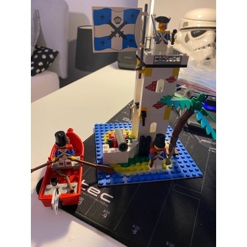 LEGO Pirates 6265 Sabre Island
