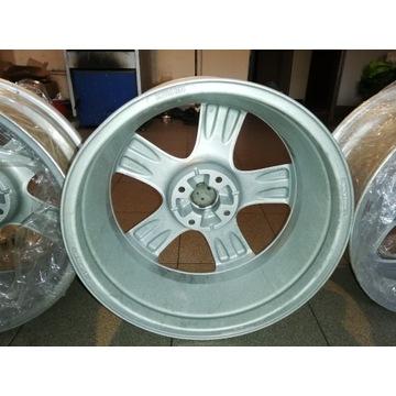 Felgi aluminiowe 17 peugot