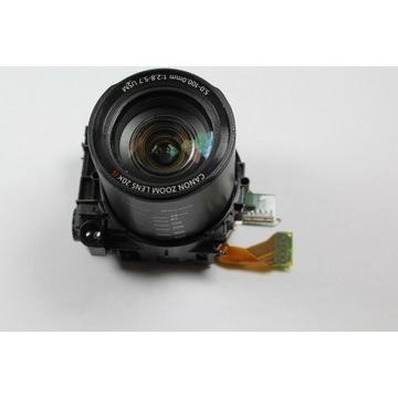 Canon SX1IS obiektyw kompletny