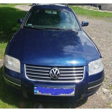 Sprzedam VW PASSAT B5 FI 1.9 TDI 2003