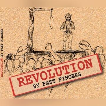 "Płyta Album Fast Fingers "" Revolution """
