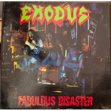 Exodus Fabulous Disaster