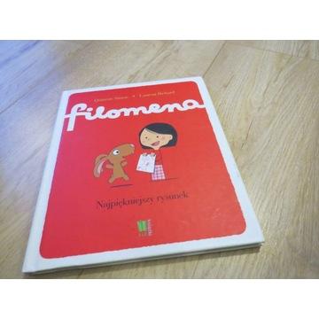 Książka Filomena Najpiękniejszy rysunek