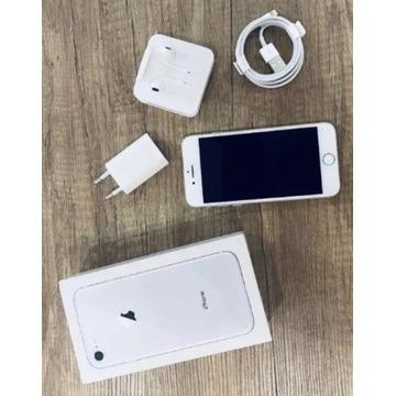 iPhone 8 biały silver 256 GB