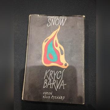 Kryci barva Charles Percy Snow w j.czeskim