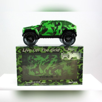 LIVE OFF THE GRID 100 ml(4*25 ML) EDP MAN-Tiverton