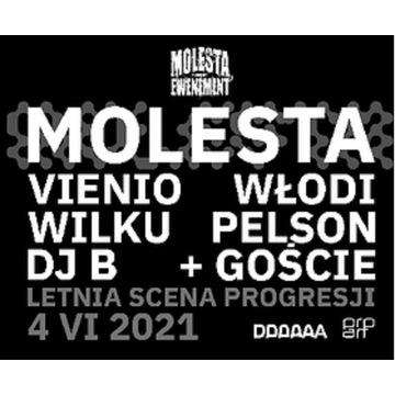 Koncert Molesta 4.06 Wawa