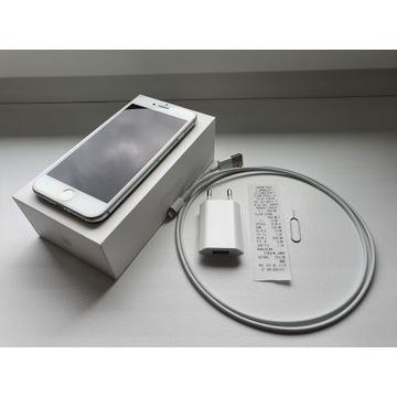 ŁADNY iPhone 7 128GB srebrny