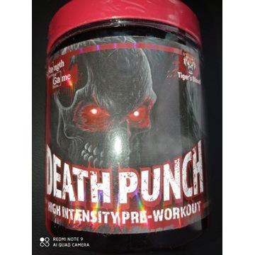 Death Punch Strength Game przedtreningówka tigers