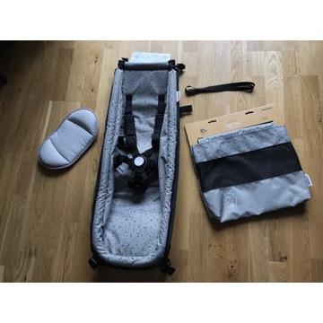 NOWY Croozer hamak / leżaczek Stone Grey od 2014!