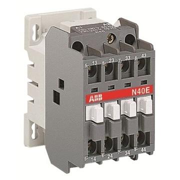 ABB N40E Przekaźnik 230 V AC 0NC / 4NO + VM5-1