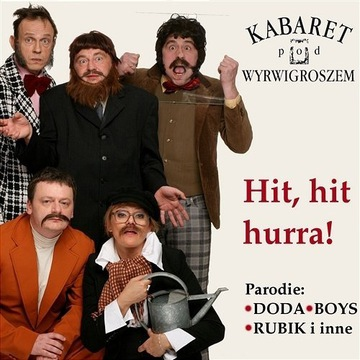 KABARET POD WYRWIGROSZEM HIT HIT HURRA CD
