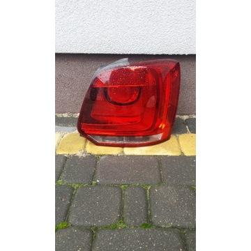 Lampa prawa tył, VW Polo V , 6R Europa , kompletna