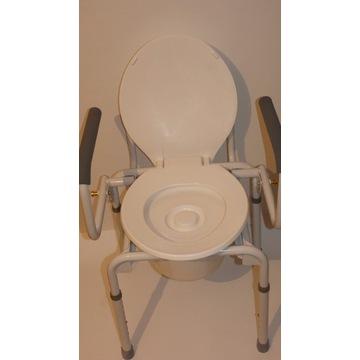 toaleta krzesło prznośna