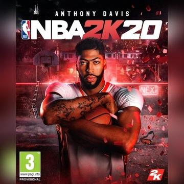 NBA 2k20 wersja cyfrowa pc