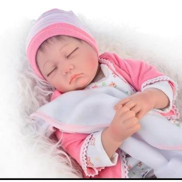 Lalka typu REBORN 55cm niemowle wysylka 24h